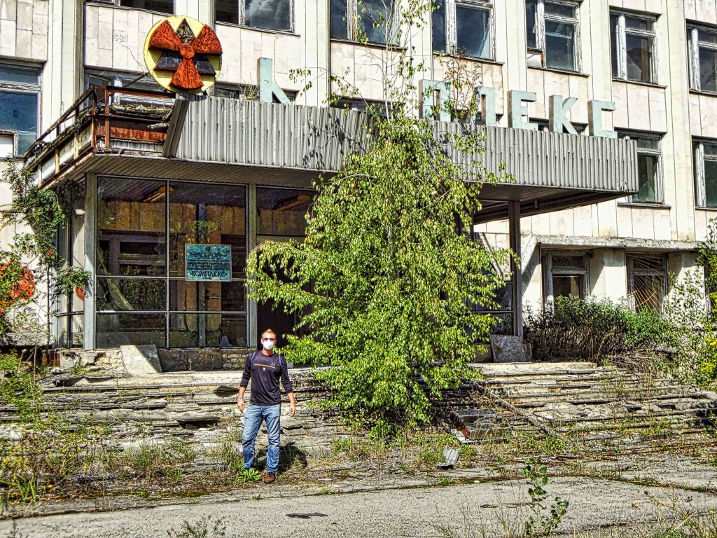 Chernobyl, Ukraine Swig Meets World