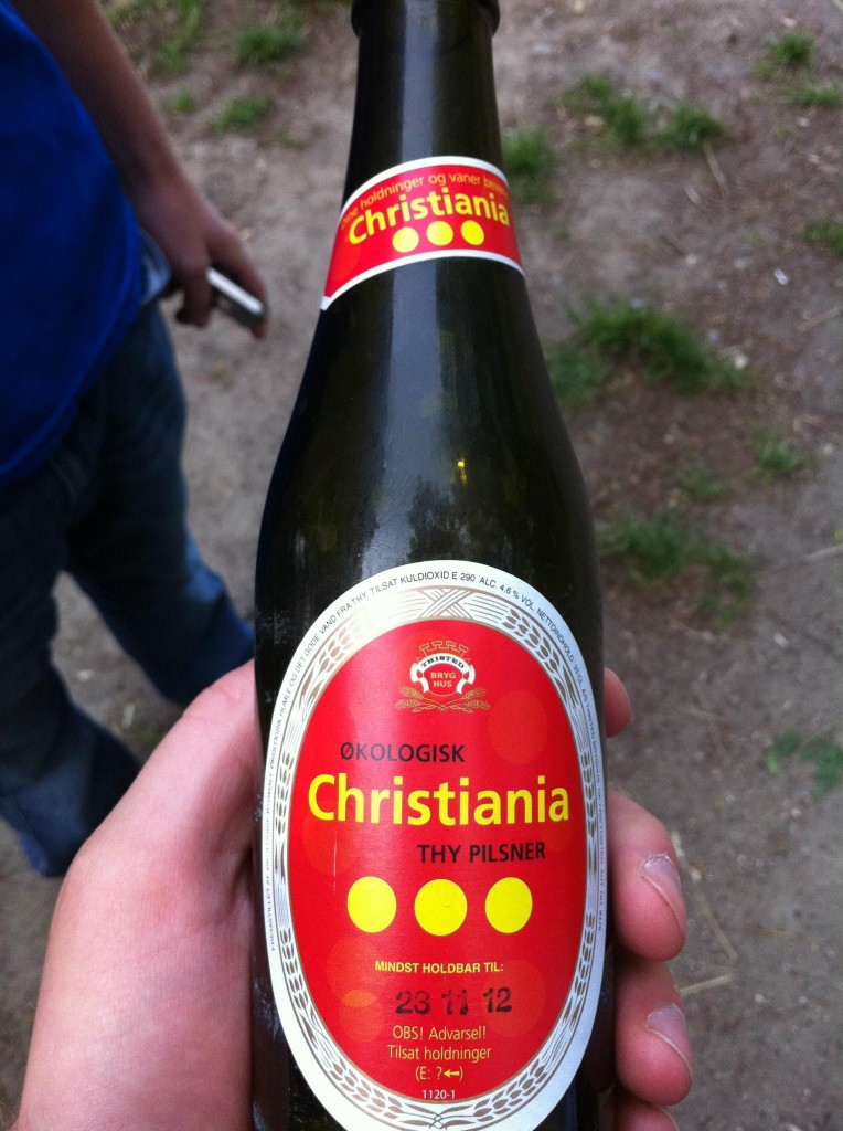 Christiania beer