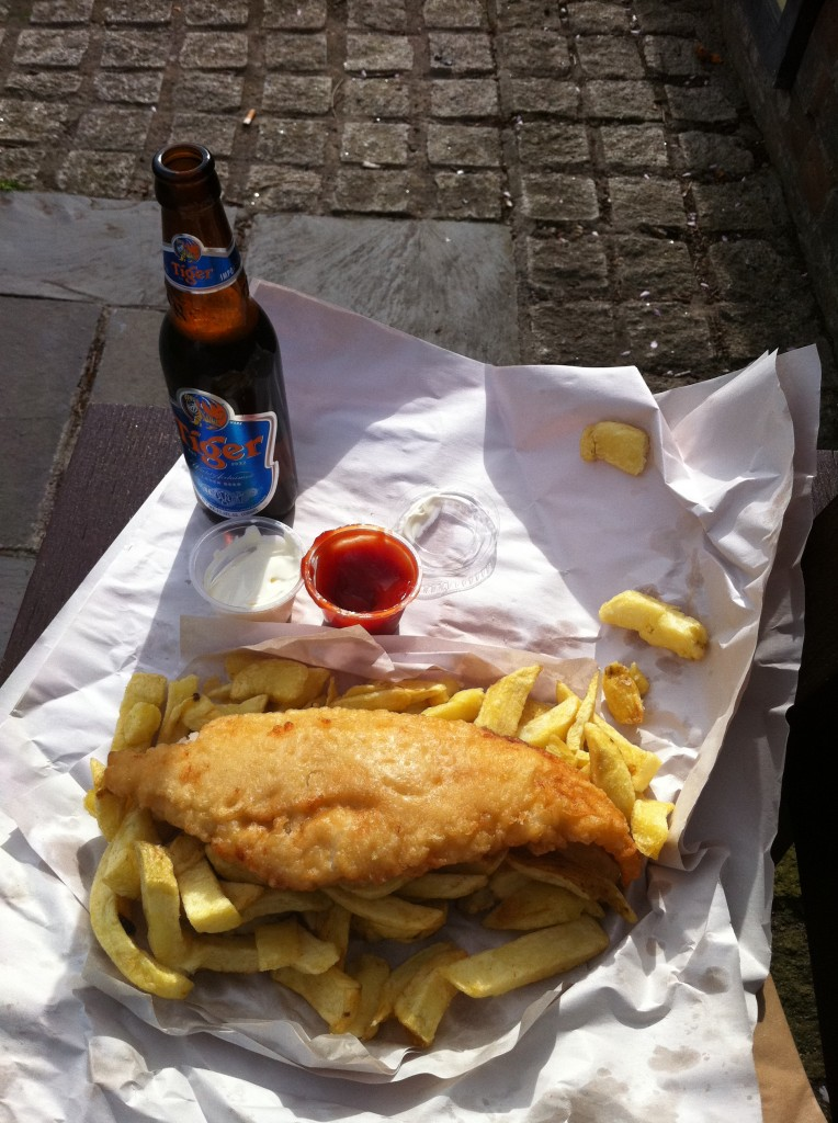 Leo Burdock Fish and Chips