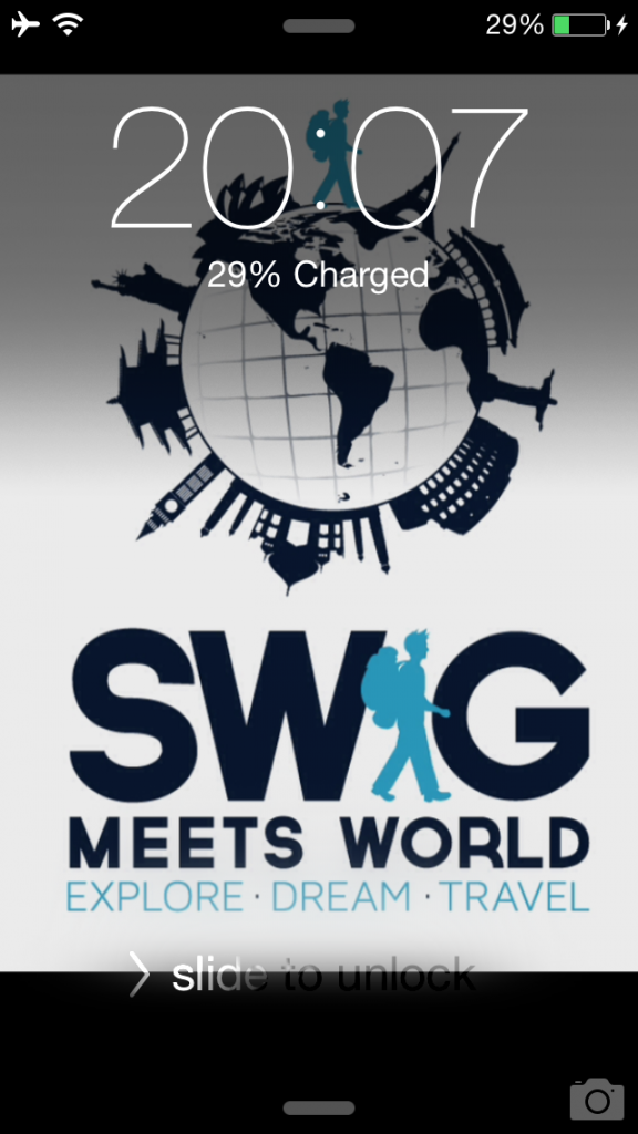 Swig Meets World Airplane Mode