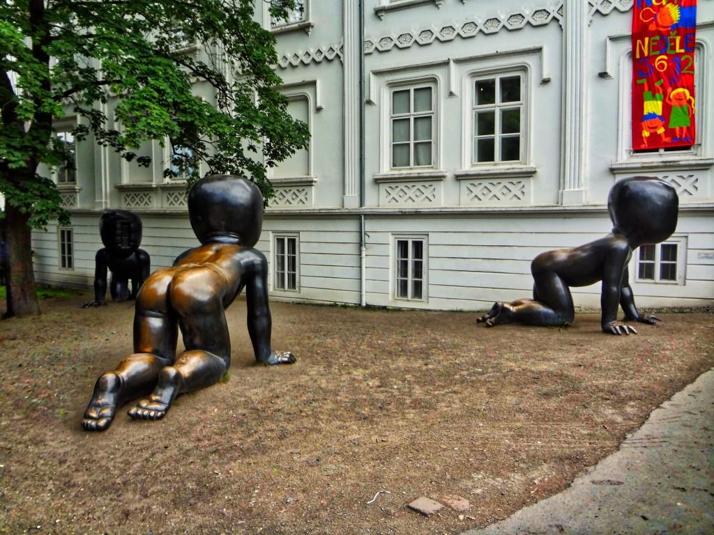 Black Babies Prague