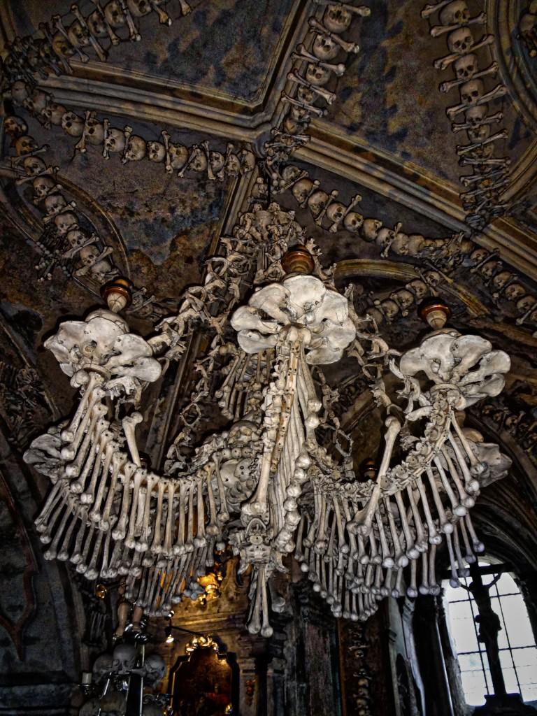 Human Bone Church Prague