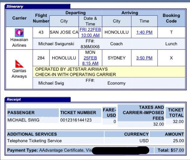 Free Flight Airline