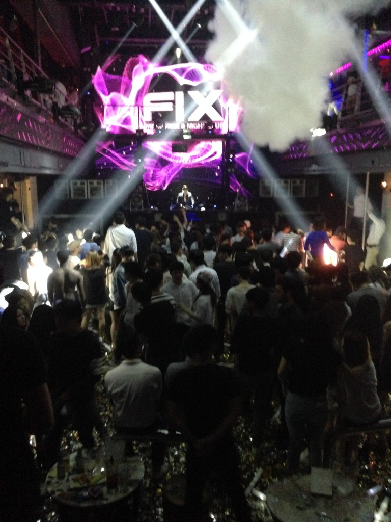 Club Fix Busan Nightclub