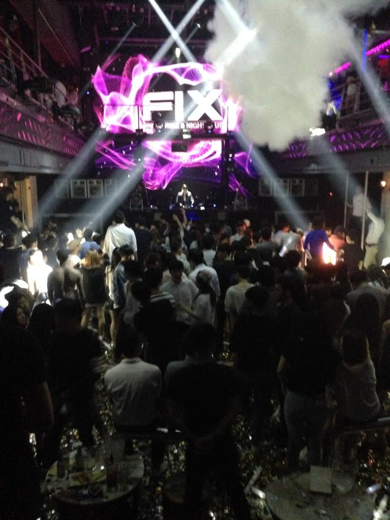 Club Fix Busan Nightclub