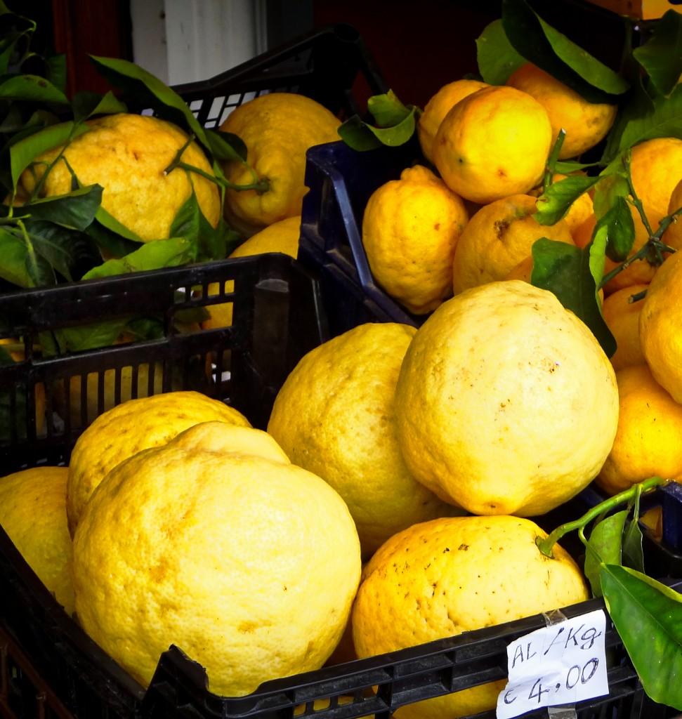 Huge Lemons Italy