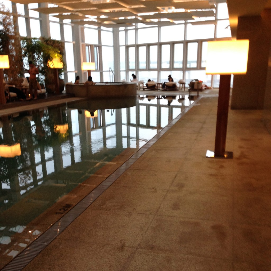 Park Hyatt Pool Busan