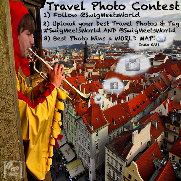 travel Photo Contest Swig Meets World