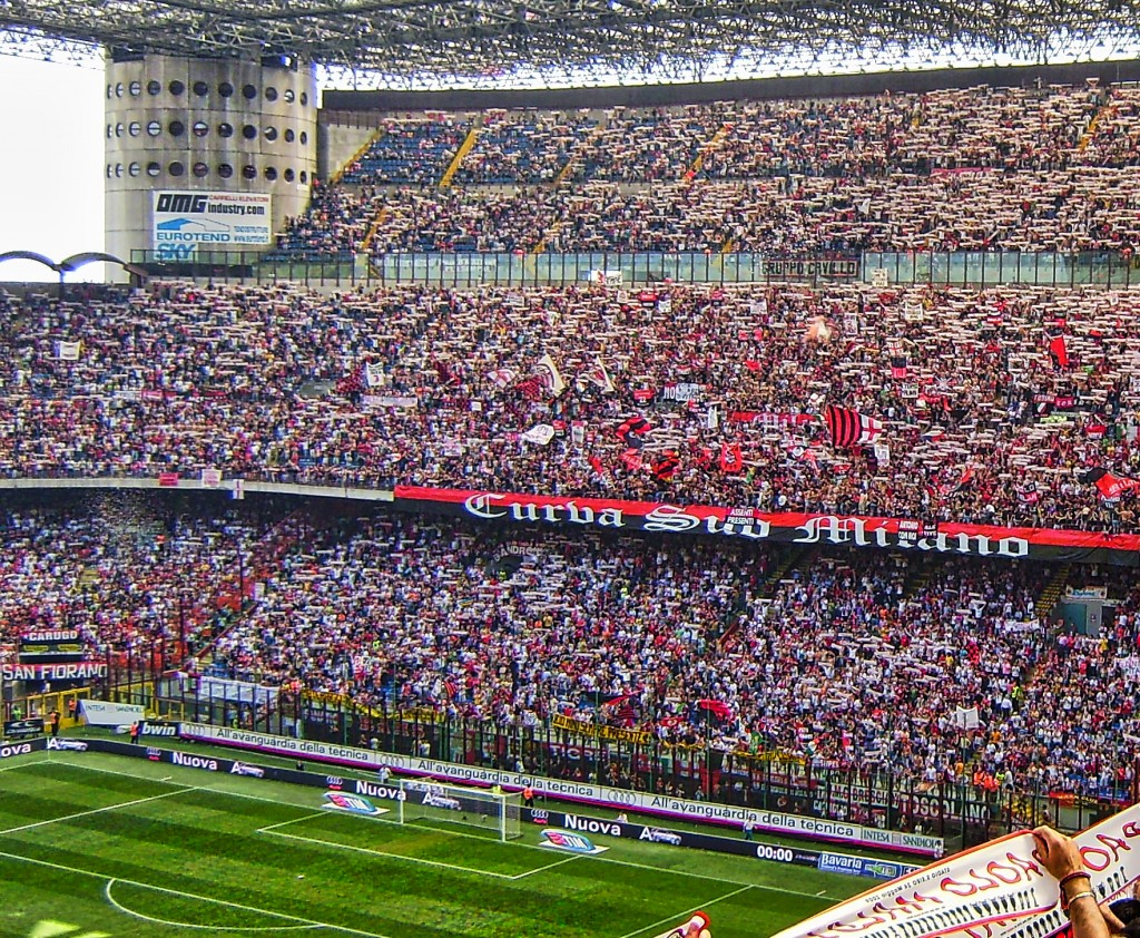 San Siro Stadium AC Milan