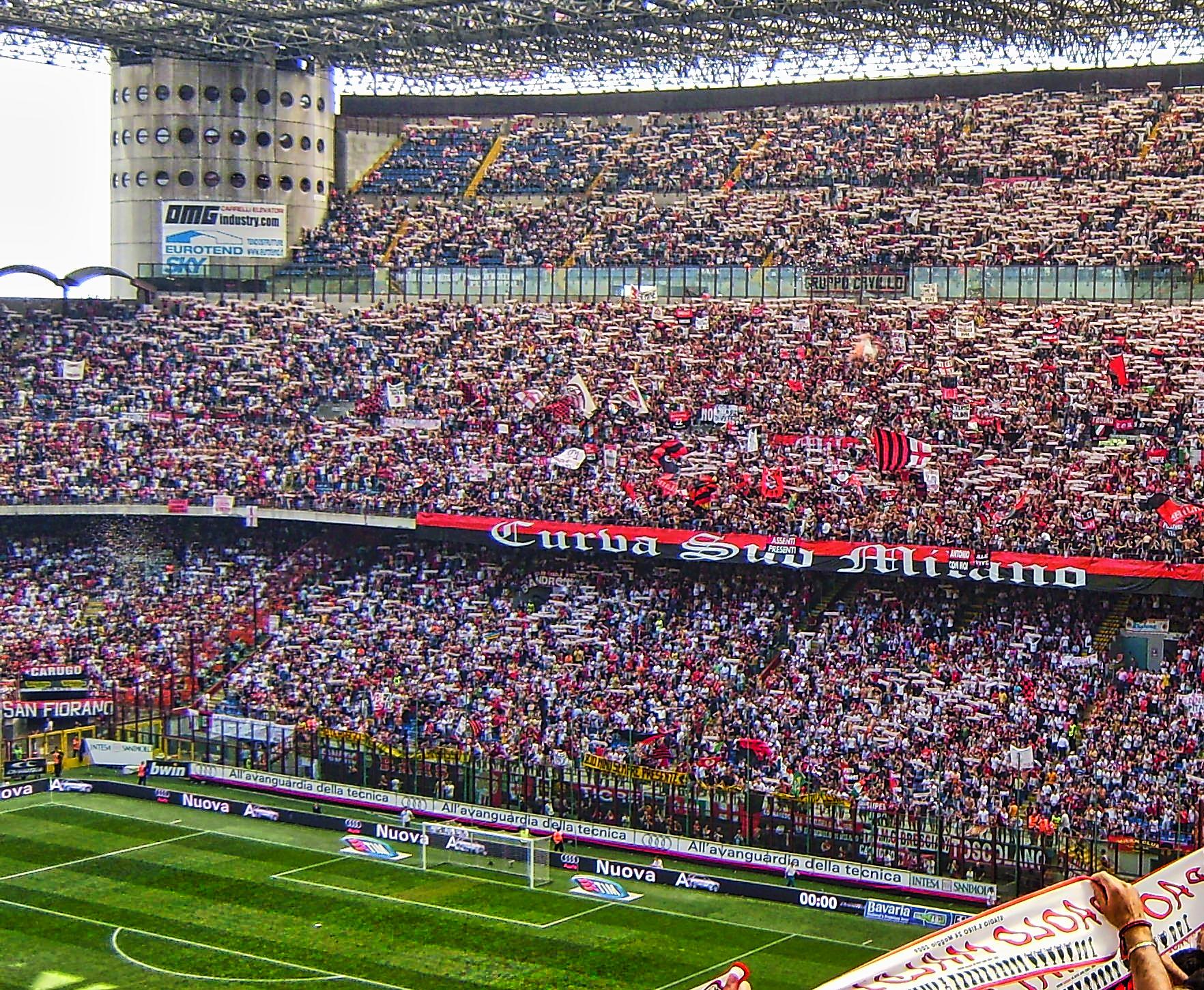 stadium soccer milan ac - photo #25