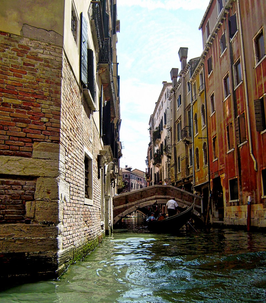 Venice Gondola River Ride