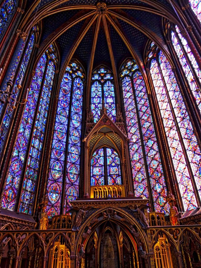 St Chappelle Paris 10mb