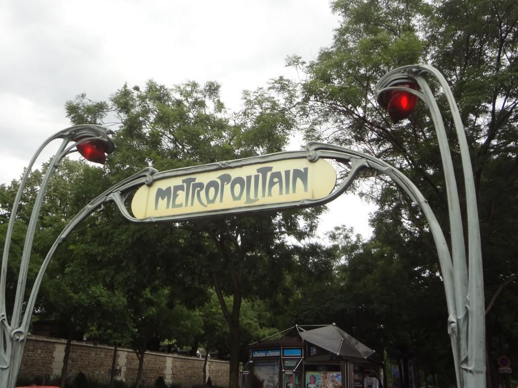 Paris Metro Blog