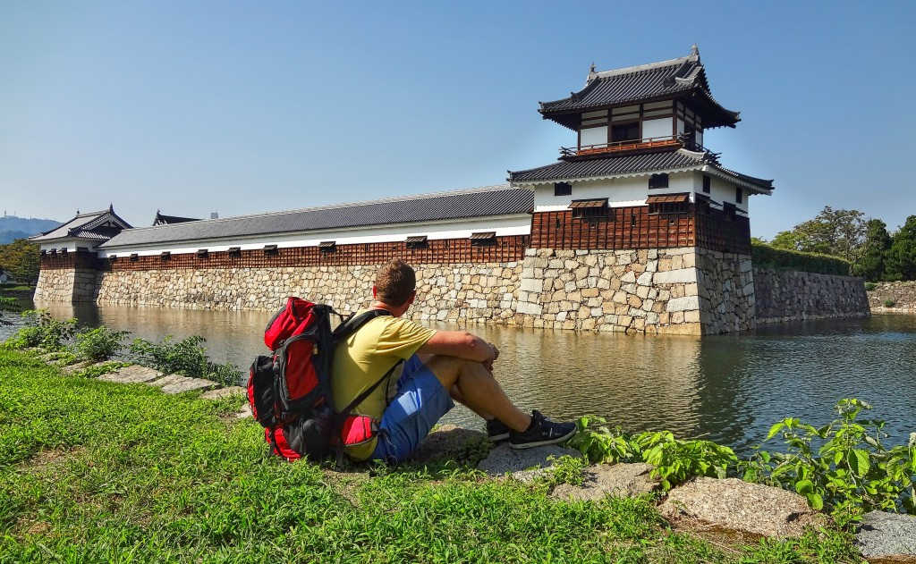 Backpacking travel list Asia