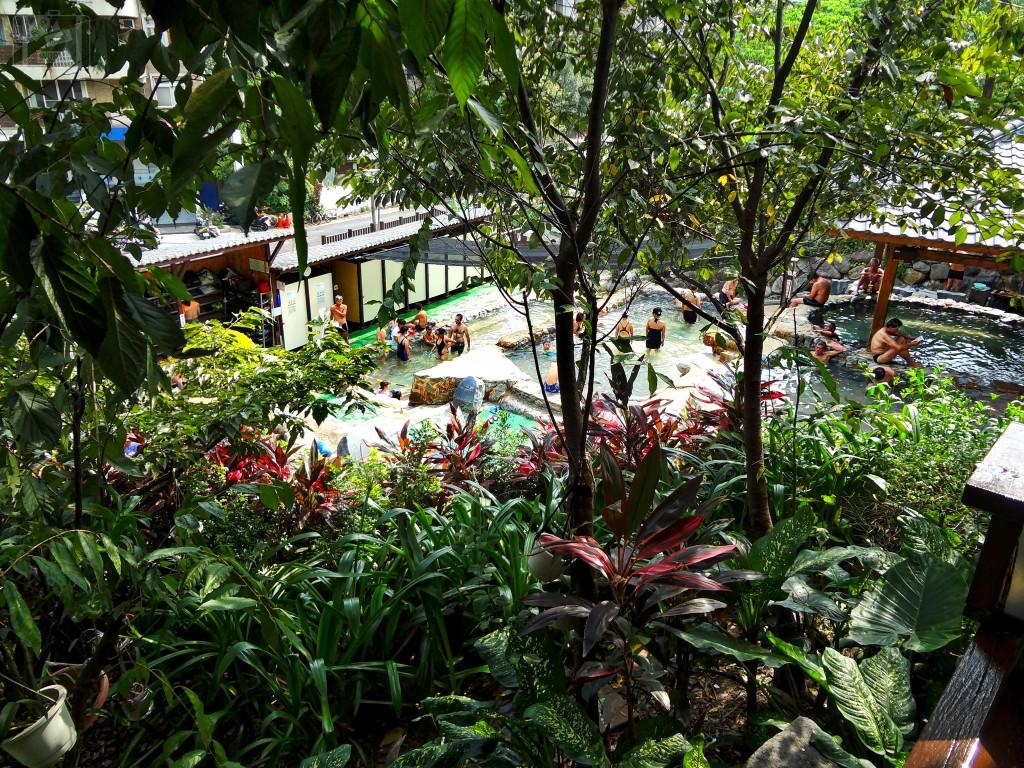 Beitou Hot Springs Taipei Taiwan