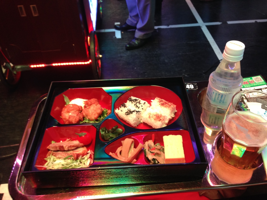 Food Robot Restaurant Japan