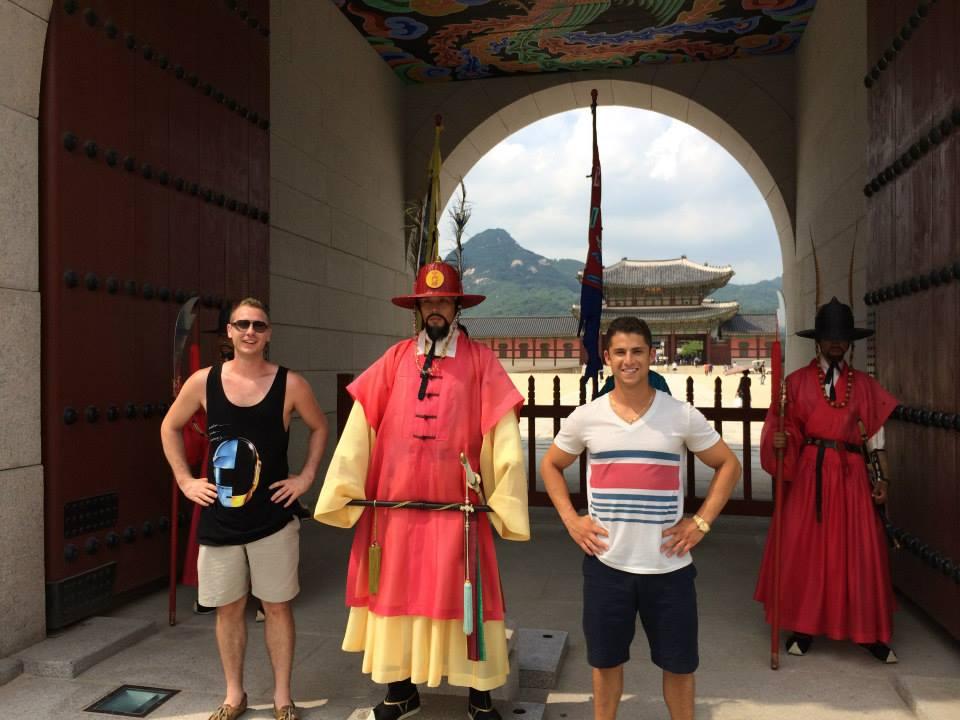 Seoul Palace Korea