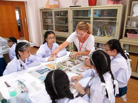 Teaching Science in Thailand