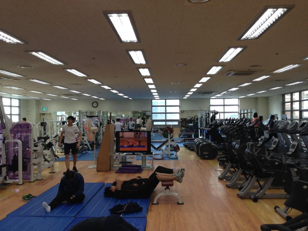Gwangju Gym Chonnam