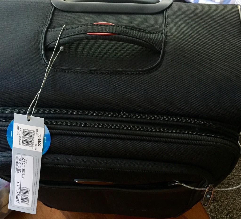 Samsonite Free Bag