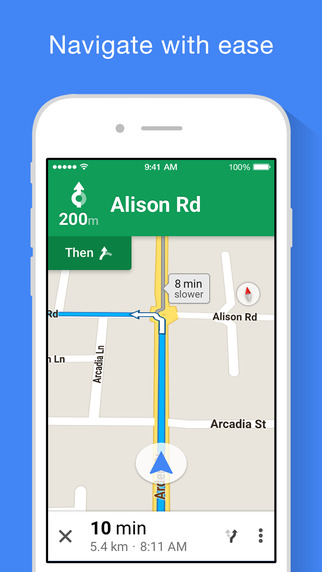 best app for maps