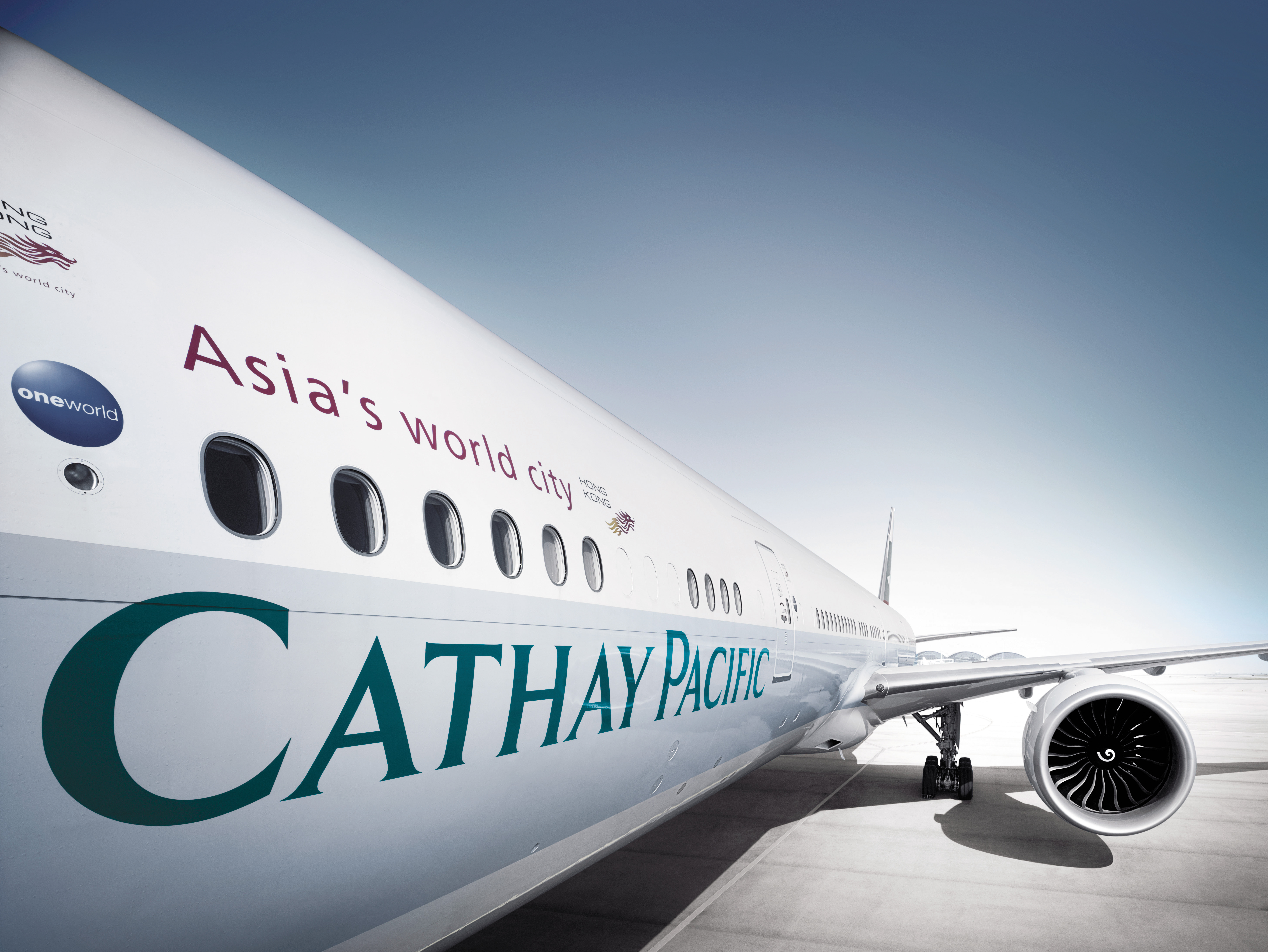 cathay pacific of organization leadership It also helped cathay pacific leaders get a better sense of how the company can  incorporate these considerations into sustainability efforts.