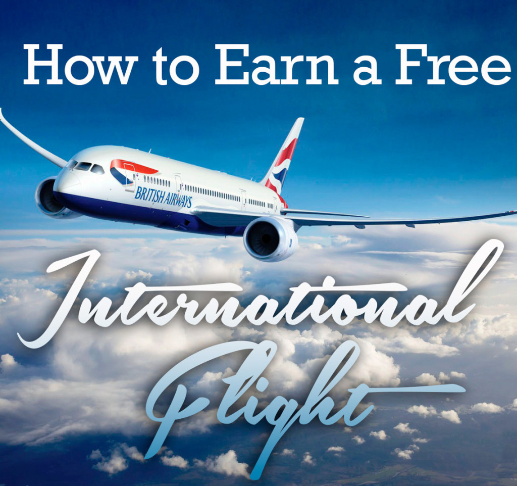 Earn a Free Flight
