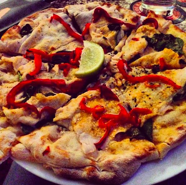 Crocodile Pizza