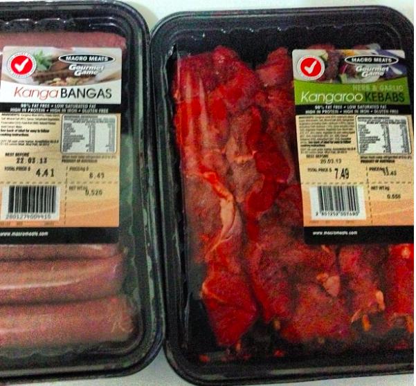 Kangaroo Meat Sydney