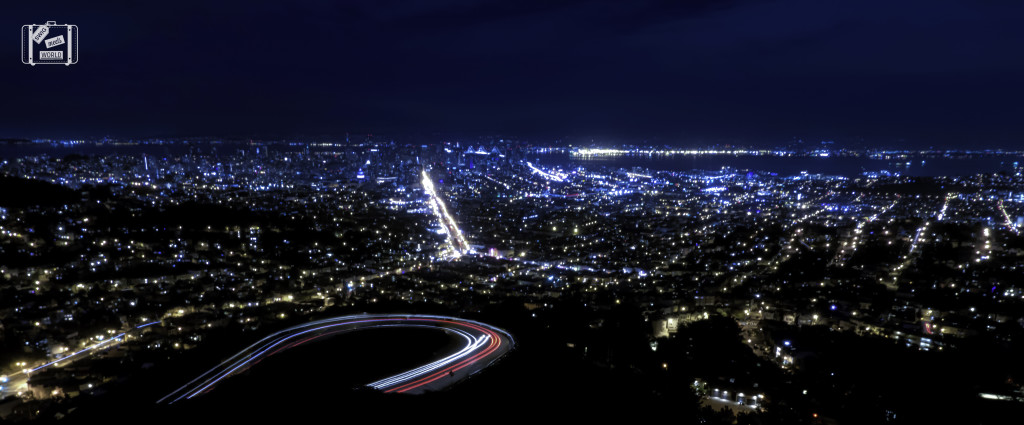 Twin Peaks Night View