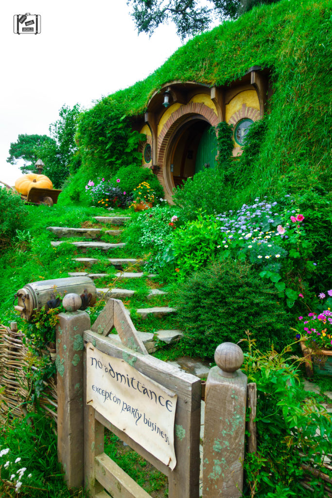 Hobbiton shire new Zealand