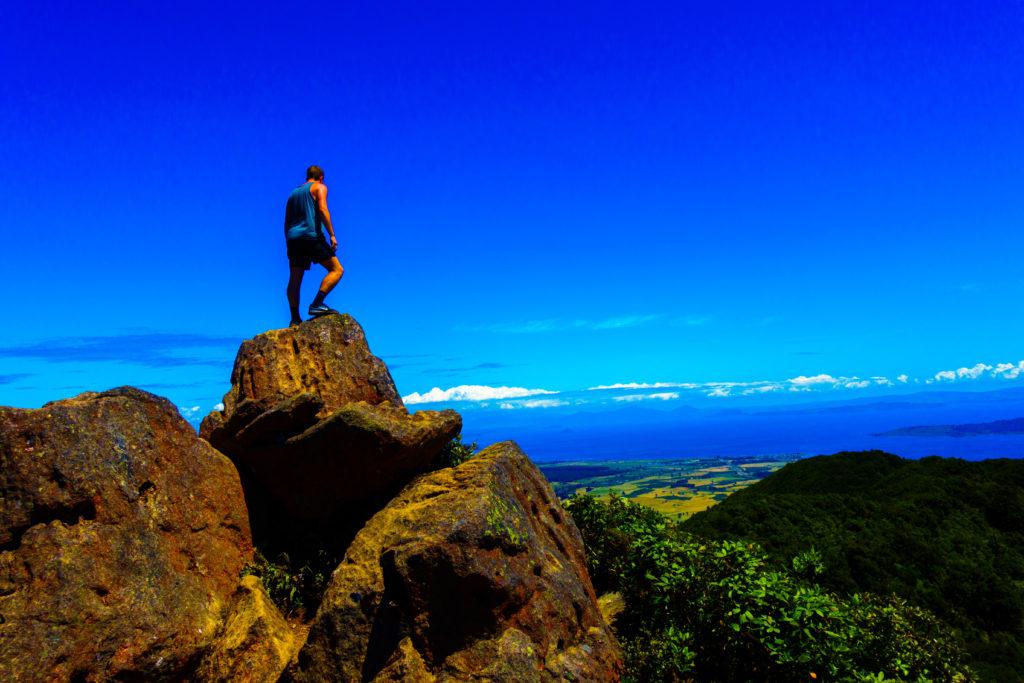 taupo hiking