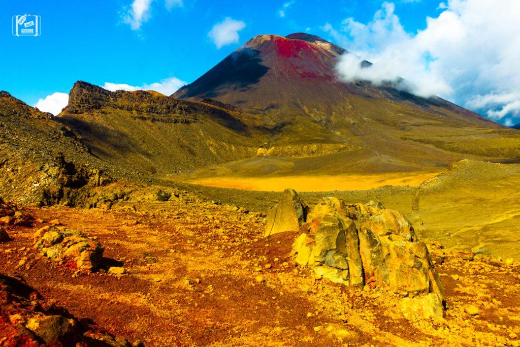 Mt Doom tongariro crossing