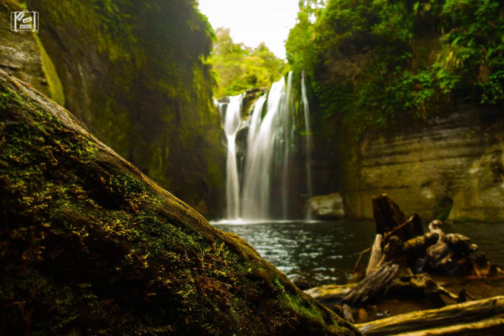 Blue Duck Lodge Waterfall