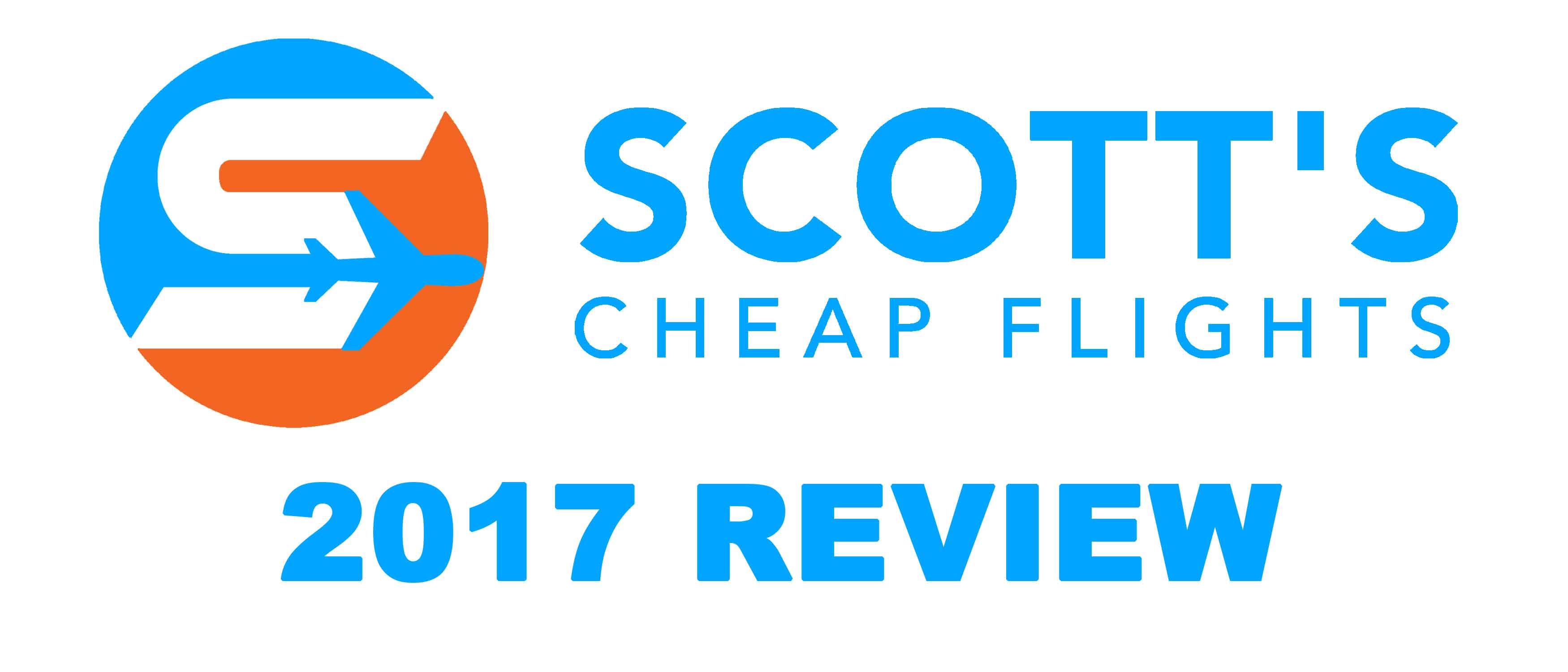 Scott 39 s cheap flights review for Cheap logo