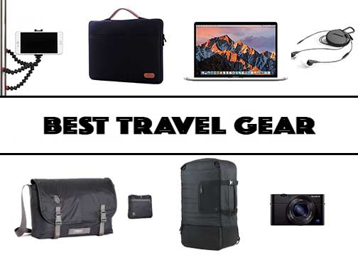08346e7b7 Best Travel Gear 2019 - Ultimate Packing List