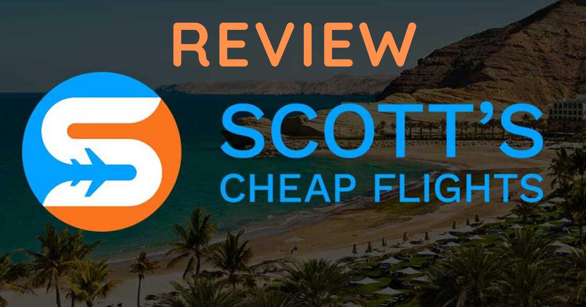 Scotts Cheap Flights Review